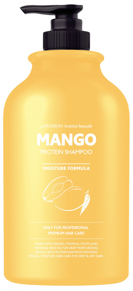 [Pedison] Шампунь для волос МАНГО Institute-Beaute Mango Rich Protein Hair Shampoo, 500 мл
