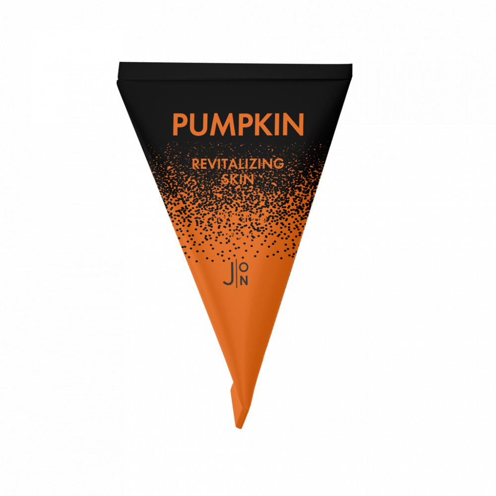 [J:ON] Маска для лица ТЫКВА Pumpkin Revitalizing Skin Sleeping Pack, 20 шт * 5гр