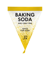 [J:ON] BAKING SODA НАБОР Скраб-пилинг для лица СОДОВЫЙ Baking Soda Gentle Pore Scrub, 20 шт * 5гр