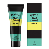 [J:ON] Пенка для умывания УГОЛЬ CHARCOAL GENTLE FOAM CLEANSING, 100 мл