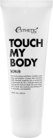 [ESTHETIC HOUSE] Скраб для тела КОЗЬЕ МОЛОКО Touch My Body Goat Milk Body Scrub, 250 мл