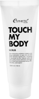 [ESTHETIC HOUSE] Скраб для тела КОЗЬЕ МОЛОКО Touch My Body Goat Milk Body Scrub, 100 мл