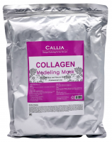 [CALLIA] Альгинатная маска для лица КОЛЛАГЕН Collagen Modeling Mask, 1 л