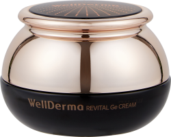 [WELLDERMA] ВОССТАНОВЛЕНИЕ Крем для лица Revital Ge Cream, 50 гр