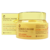 [BONIBELLE] Крем для лица ИКРА Gold Caviar Anti-Aging Solution Cream, 80 мл